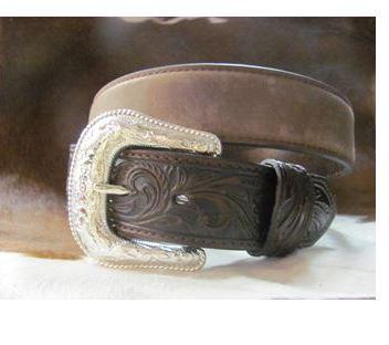 Men's Nocona Brown Belt