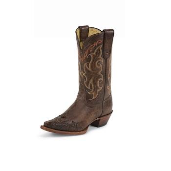 Ladies Western Boot Tony Lama Vaquero Clay Santa Fe VF6005
