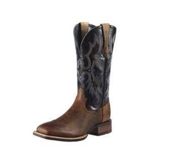 Men's Ariat Boots Black Tombstone 10011785