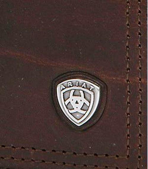 ariat-dark-copper-wallet-a35118283-emblem