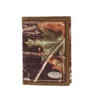 Nocona Mossy Oak Camo Trifold Wallet N54860222