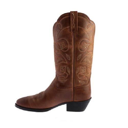Ladies Boot Ariat Heritage Russet Rebel 10001015