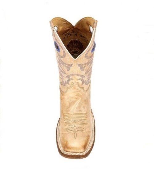 Justin Men's Boot BR744 toe view