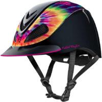 Fallon Taylor Tie Dye Troxel Helmet
