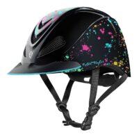 Fallon Taylor Splatter Paint Helmet