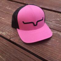 Kimes Ranch Pink Snapback