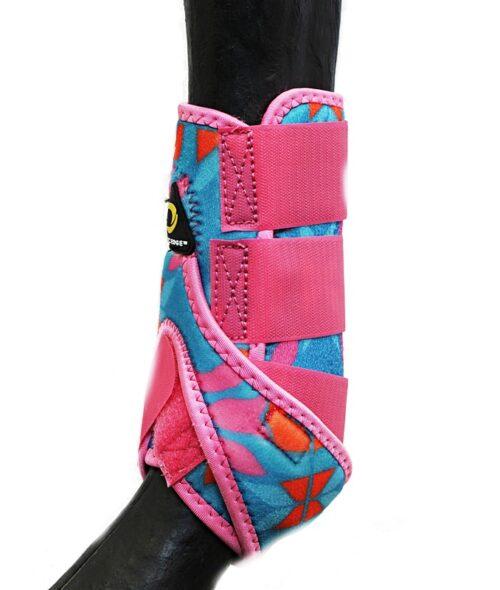 Dynamic Edge Boots Pink Fallon Taylor Design
