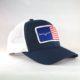 Kimes American Flag Snapback Cap Side