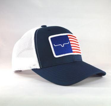 Kimes Ranch American Flag Snapback ball caps hats western 77eba2ceeef