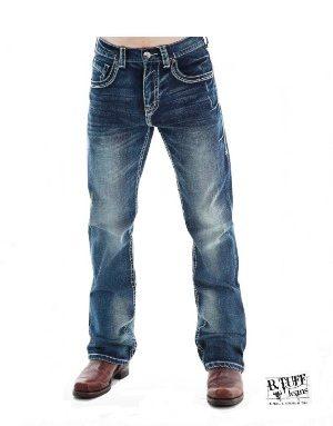 f5d9bb5d942b08 B Tuff Torque Mens Jean high quality denim for that hardworking cowboy