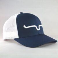 Kimes Navy Cap Side