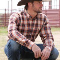 Men's Cinch Cody Ohl Long Sleeve Shirt