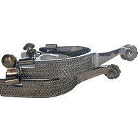 Men's Rope Design Spurs -258503