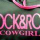 Rock n Roll Womens Black Hoodie 48-3557