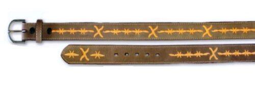 Twisted X Boys Belt XRBK-O 1