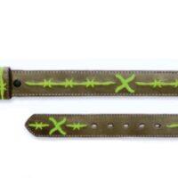 Twisted X Men's Belt XRB-G