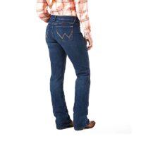 Wrangler Ladies Q-Baby Tuff Buck Jean