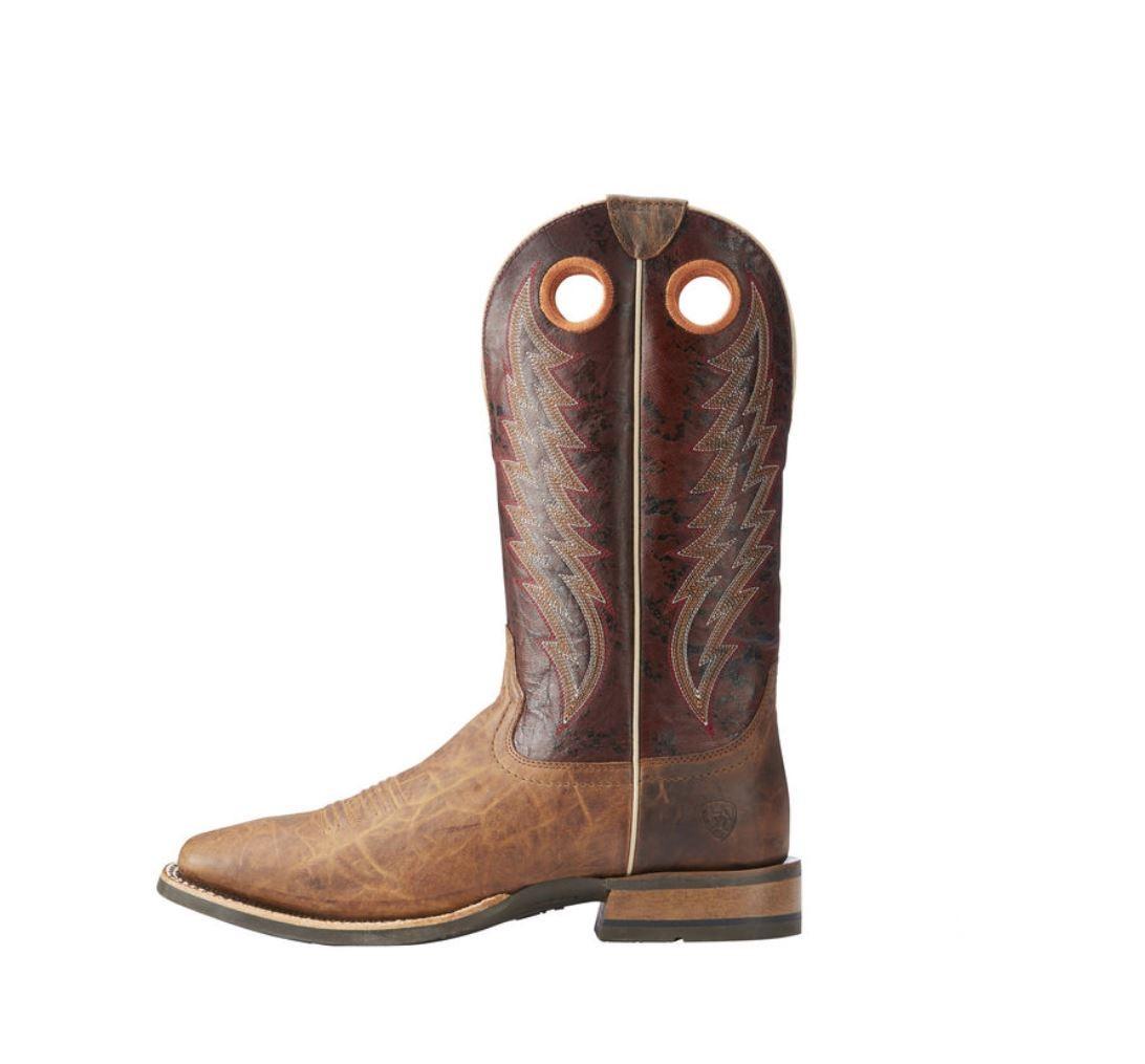 a54e5d6093f7 Ariat Men s Tan Branding Pen Western Boots - 10023128