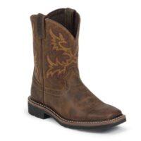 Children's Boot Justin Western Cattleman