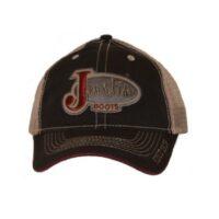 Justin Ball Cap Vintage Brown