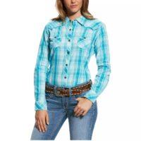 Ladies Shirt Ariat Stunning Snap 10023716