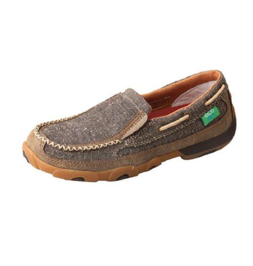 Ladies Casual Shoe Twisted X Eco TXW Slip On