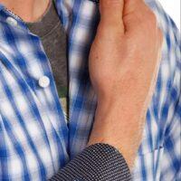 Men's Western Shirt Panhandle Long Sleeve TCD4669 1_edited