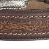 Men's Western Belt Brown Sheridan C13635