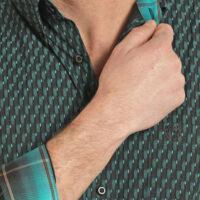 Men's Western Shirt Panhandle Select Long Sleeve Button Down