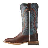 Men's Western Boot Ariat Relentless Elite Texaco Cognac 10021671
