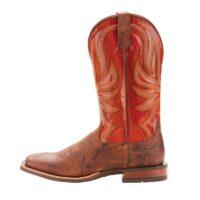 Men's Western Boot Ariat Range Boss Trusty Brown 10025116