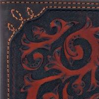 Tulsa Vine Cowboy Wallet