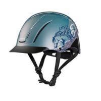 Troxel Spirit Sky Dreamscape Helmet