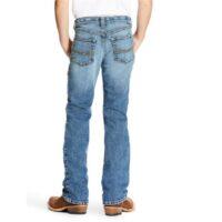 Wrangler Girls Dark Boot Cut Jeans 09MWGDR