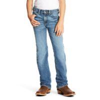 Boys Western Jean Ariat B4 Relaxed Brandon Boot Cut 10023446