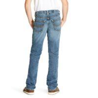 Boys Western Jean Ariat B5 Slim Fit Straight Leg Drifter 10023449