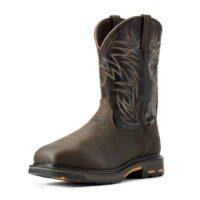 Men's Western Boot Ariat Met Guard H20 Workhog