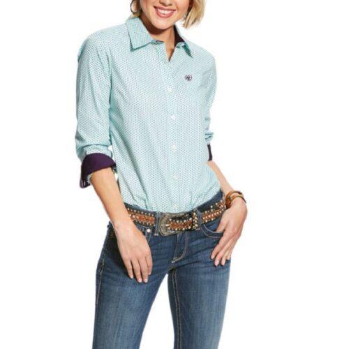 Women's Western Shirt Ariat Kirby Stretch 10025917