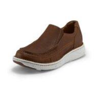Men's Western Casual Shoe Justin Hazer Sorrel JM401