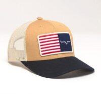 Kimes Ball Cap Work Wear American Trucker