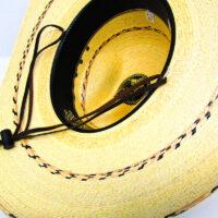 Western Straw Hat Larry Mahan 30X Pancho