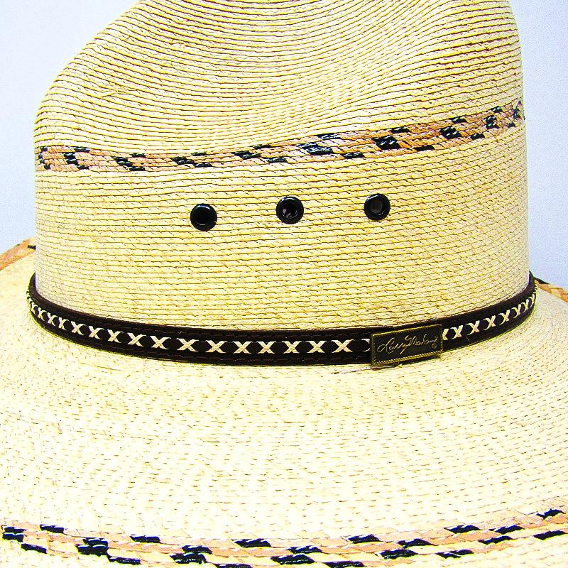 07dfc3f0f Western Straw Hat Larry Mahan 30X Pancho
