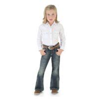 Girls Wrangler Premium Patch Jean 09MWGDR