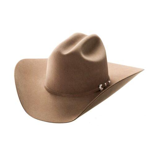 Silver Spur 7X Tan Belly Western Hat