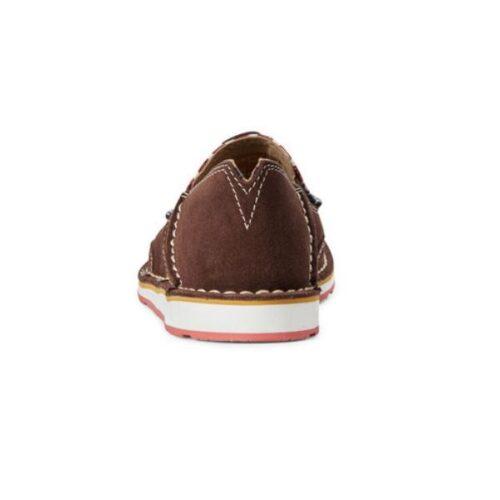 Ladies Casual Shoe Ariat Burgundy Aztec Cruiser 10029749