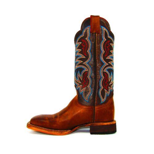 Ladies Western Boot Justin Katia Tan BRL376