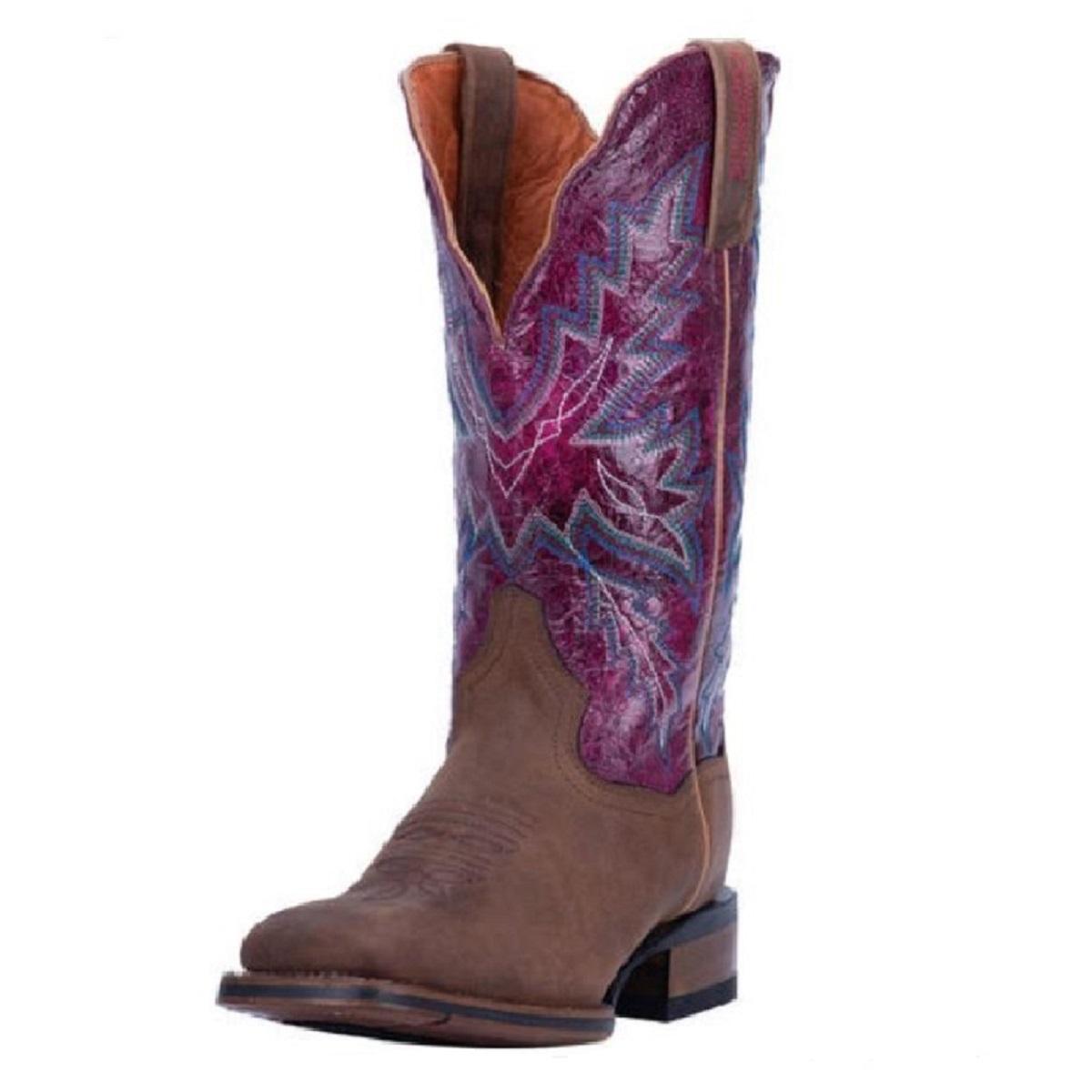 d904c6b0a73 Ladies Western Boot Dan Post Pasadena DP4570