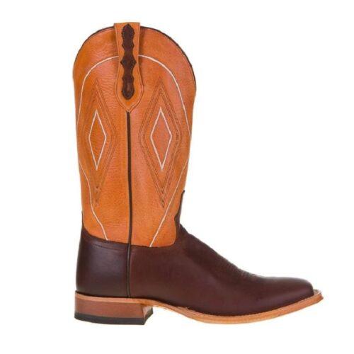 Men's Western Boot Tony Lama Hazel Tan Heritage
