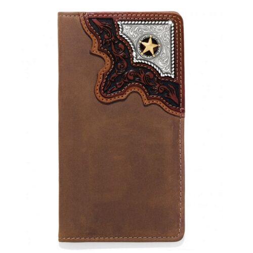 Cowboy Way Checkbook Wallet