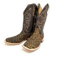Men's Western Boot Elephant Fenoglio